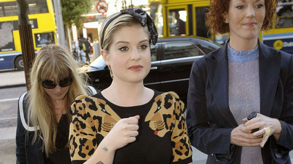 Furious Kelly Osbourne rejects Lady Gaga's peace offering