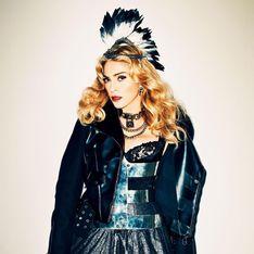 Madonna, guerrière viking pour le Harper's Bazaar