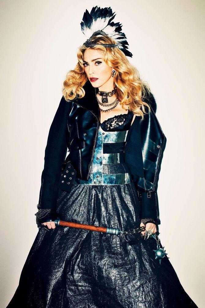 Madonna par Terry Richardson