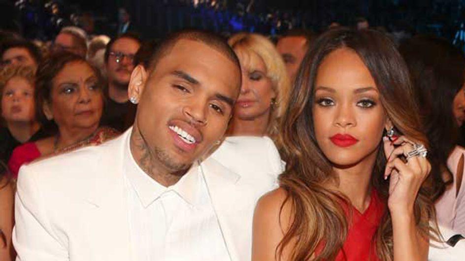 "Rihanna thinks Chris Brown is ""self-destructing"" after he's arrested for assault"