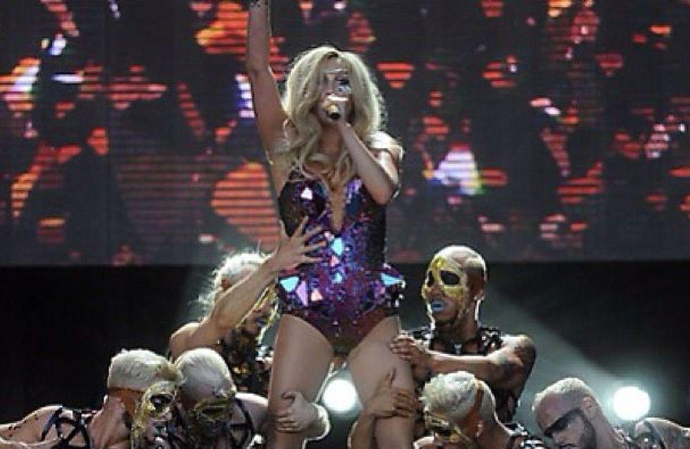 Ke$ha : Trop trash, elle est privée de concert