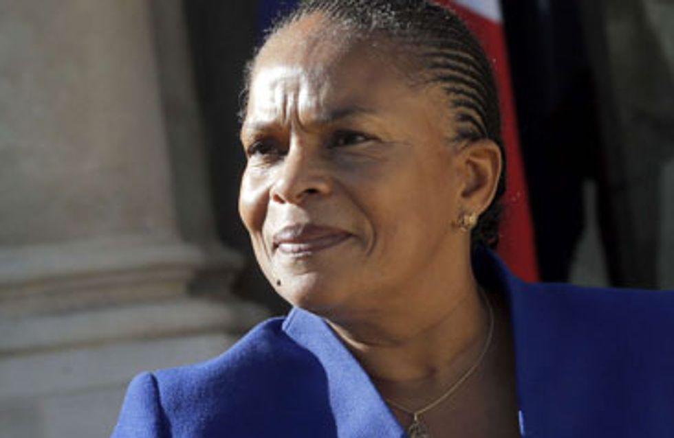 Christiane Taubira : Et une insulte raciste de plus !