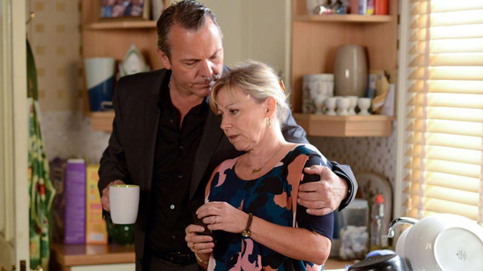 EastEnders 04/11 – Carol is devastated about Michael