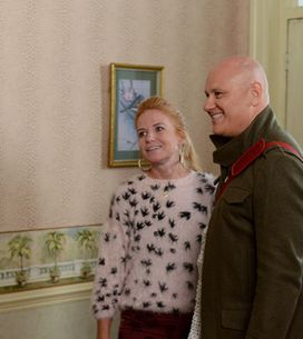 EastEnders 05/11 – Bianca is back with a new man