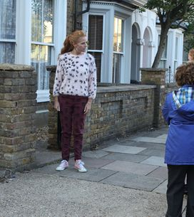 EastEnders 07/11 – Bianca and Terry struggle to play happy families