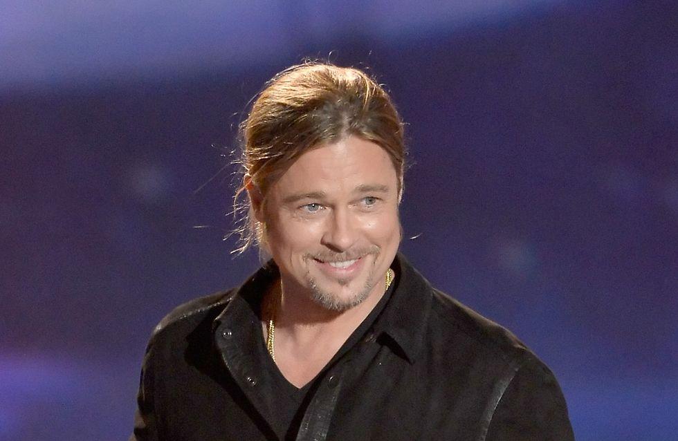 Kleiner Stinker: Brad Pitt meidet neuerdings Seife