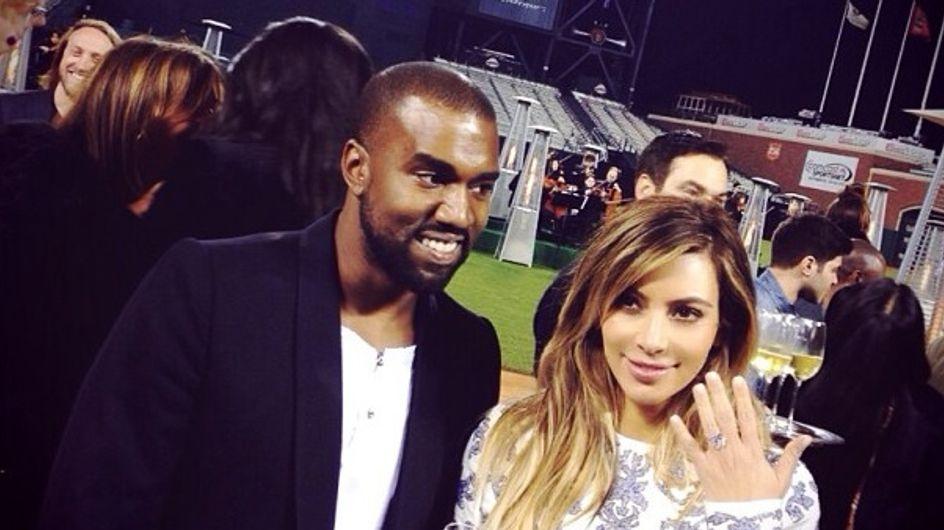 Kim Kardashian : Mariée pour l'été ?