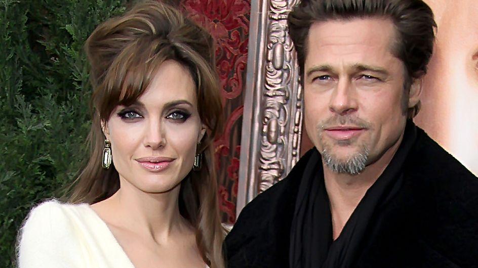 Jolie: Brad Pitt puzza!