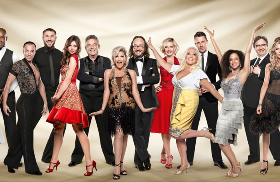 Strictly Come Dancing 2013 star drops two stone