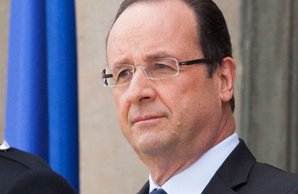 François Hollande : Il bat le record d'impopularité !