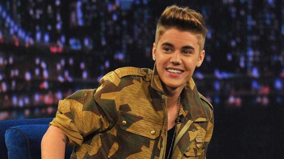 Justin Bieber shares snap showing cuddly bedtime antics