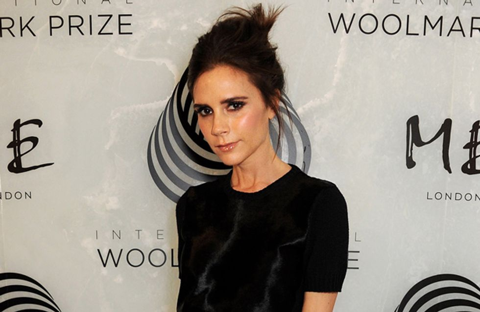 Victoria Beckham nominated for two British Fashion Awards