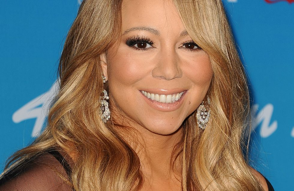 Mariah Carey : Ultra retouchée sur la pochette de son nouveau single (photo)