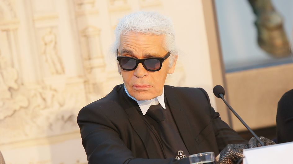 Karl Lagerfeld : Les rondes contre-attaquent !