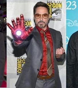 Thor et les autres : Top 5 des plus sexy héros Marvel (Photos)