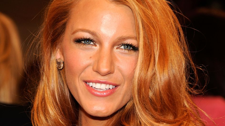 Blake Lively : Nouvelle égérie de L'Oréal Paris (photo)