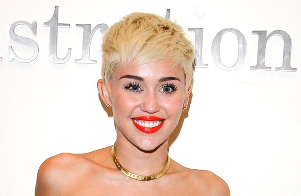 Miley Cyrus' drastic Halloween makeover