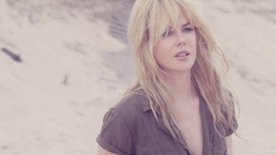 Nicole Kidman : Sexy Brigitte Bardot pour Jimmy Choo (photos et video)