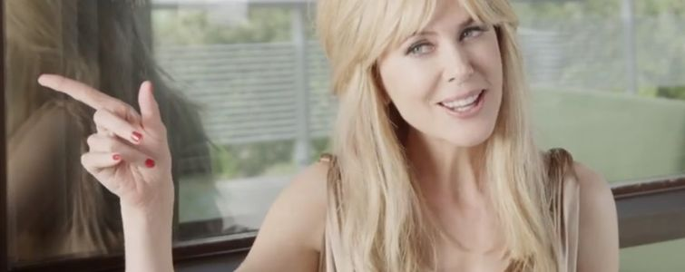 Nicole Kidman blonde BB