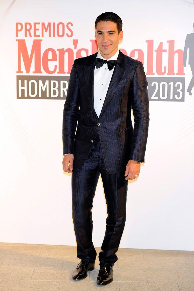 El actor Miguel Ángel Silvestre - Premios Men's Health 2013, Madrid