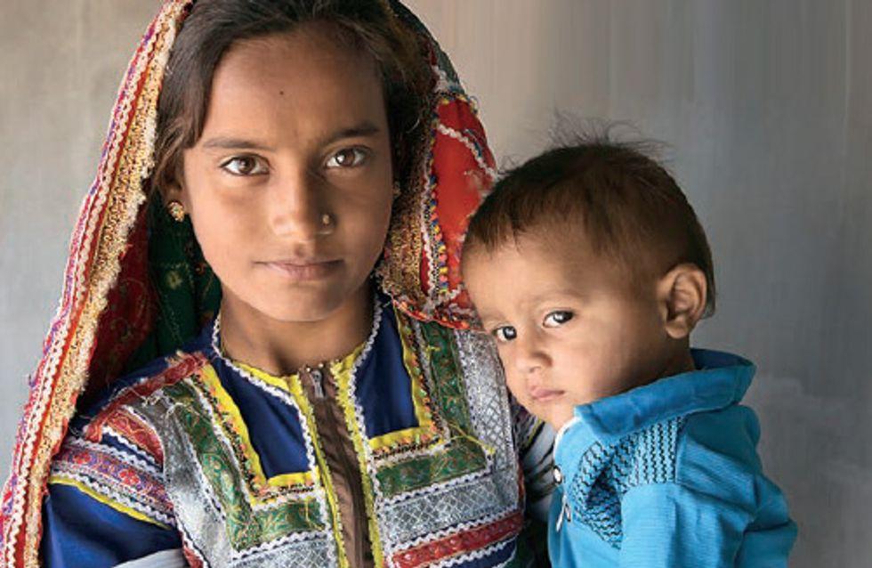 2 millions de filles de moins de 14 ans enceintes chaque année