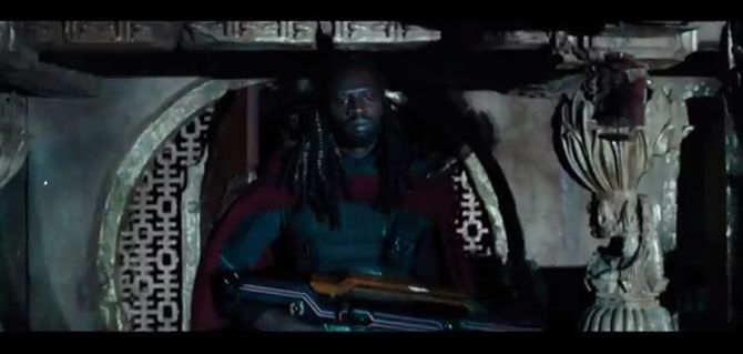 Omar Sy (X-Men : Days of Future Past)