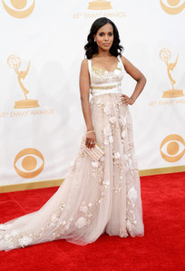 Kerry Washington, la femme la plus élégante de l'année enceinte
