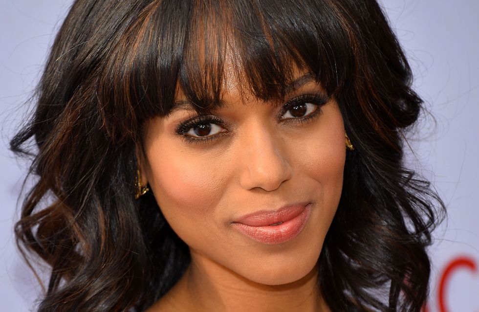 Kerry Washington : Bientôt maman !