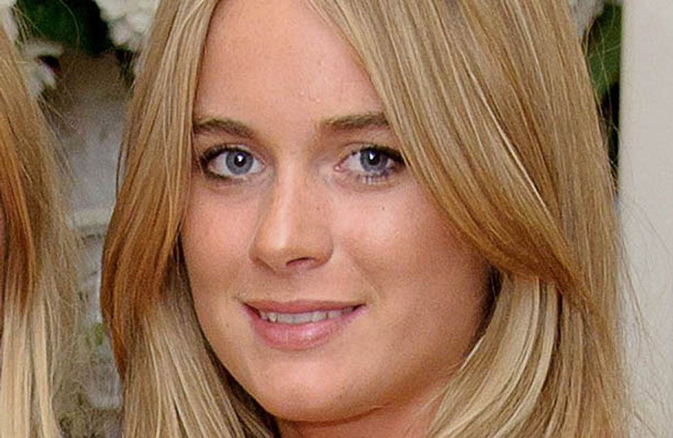 Cressida Bonas gets the royal seal of approval after weekend at Sandringham