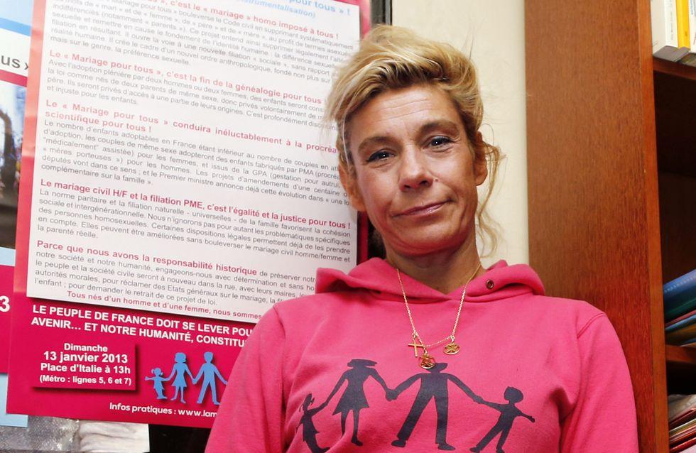 Frigide Barjot et sa famille doivent quitter leur logement social