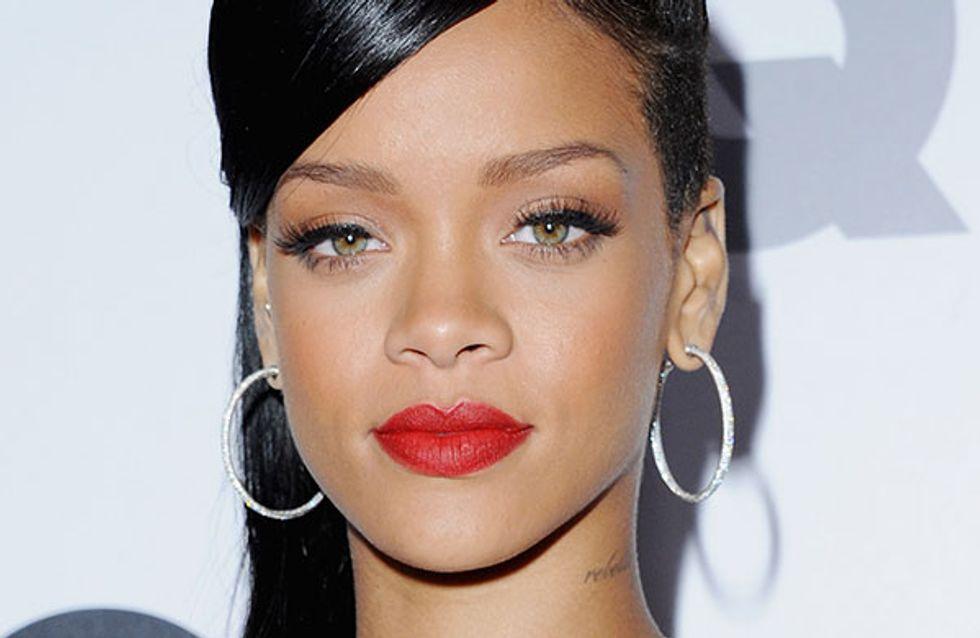 Rihanna : Découvrez son nouveau tatouage (photo)
