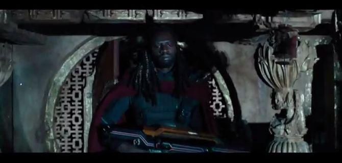 Omar Sy (X-Men : Days of Future Past)