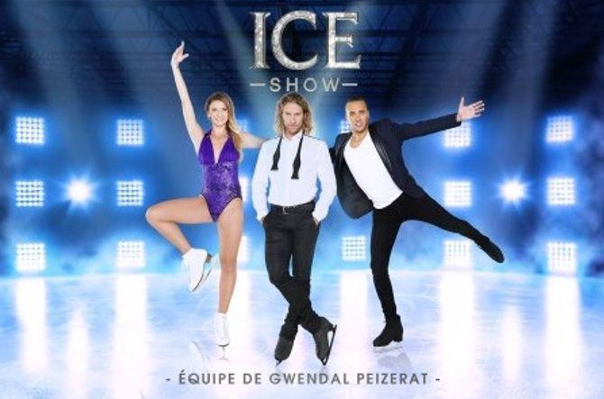 Tatiana Golovin et Merwan Rim (Ice Show)