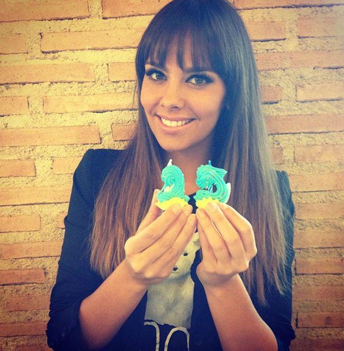 Cristina Pedroche cumple 25 años