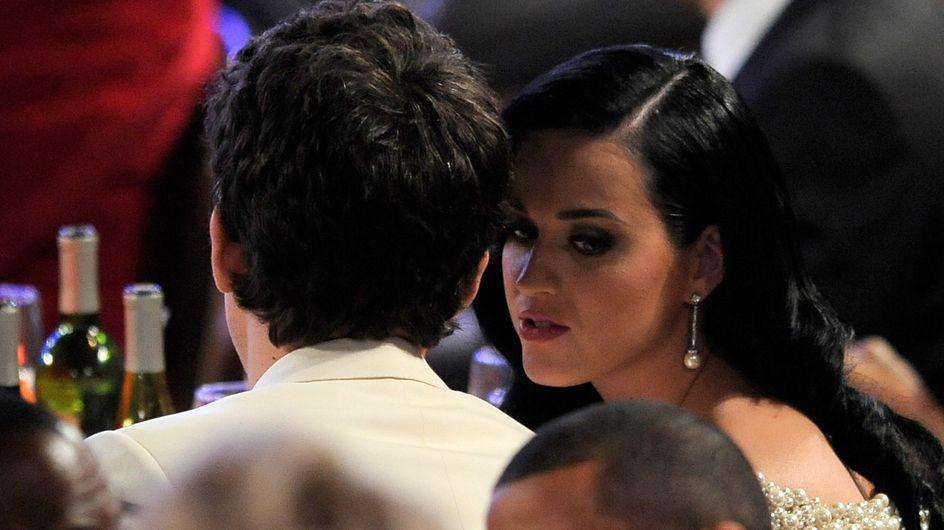 Katy Perry desvela su correspondencia íntima con John Mayer