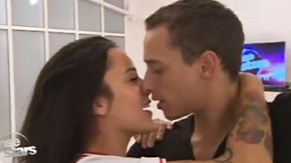 Danse avec les stars 4: Alizée et Grégoire, le bisou ?
