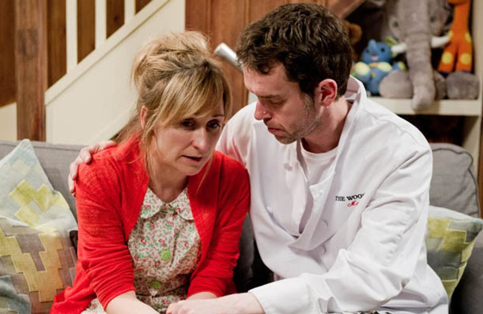 Emmerdale 14/11 – Kerry lies to help Amy