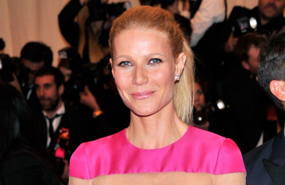 Gwyneth Paltrow: 'F**k what anybody else says'