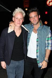 Jamie Laing and Spencer Pratt