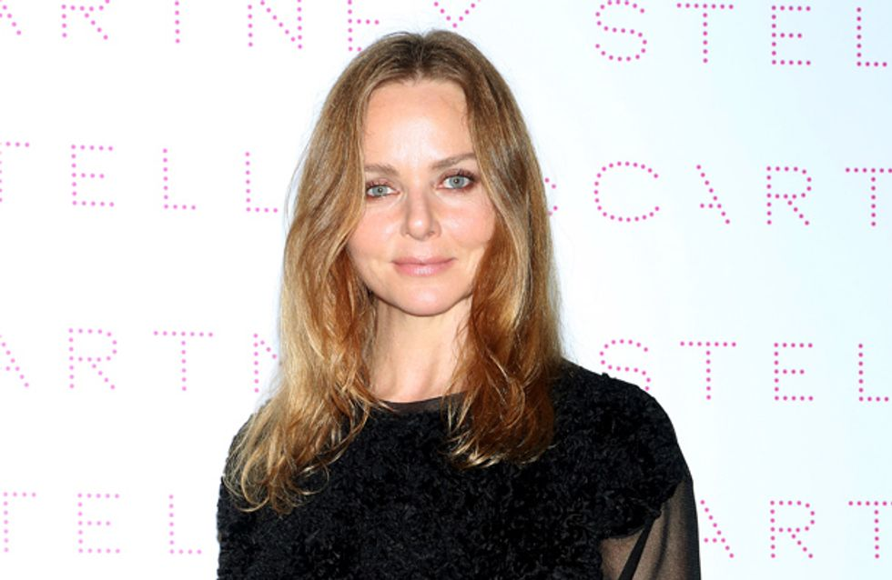 Stella McCartney designs charity bear T-shirt for Animals Asia