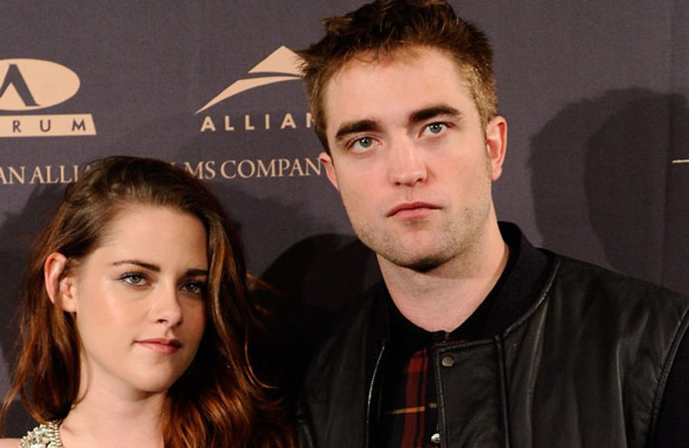 Could Kristen Stewart and Robert Pattinson be getting back together?