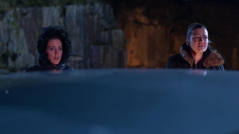 Hollyoaks 12/11 – Freddie get's caught up in something dark