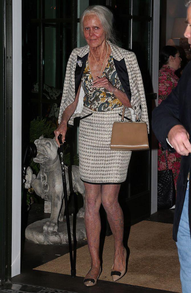 Heidi Klum als Oma