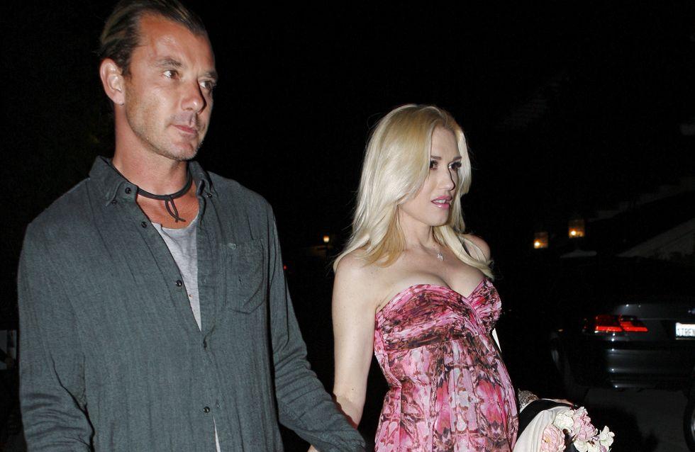 Gwen Stefani con il pancione: foto