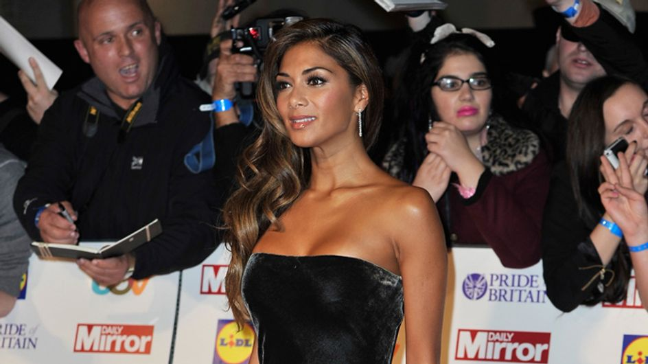 Nicole Scherzinger accused of being drunk during The X Factor