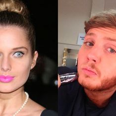 X Factor winner James Arthur pursuing 'dream woman' Helen Flanagan