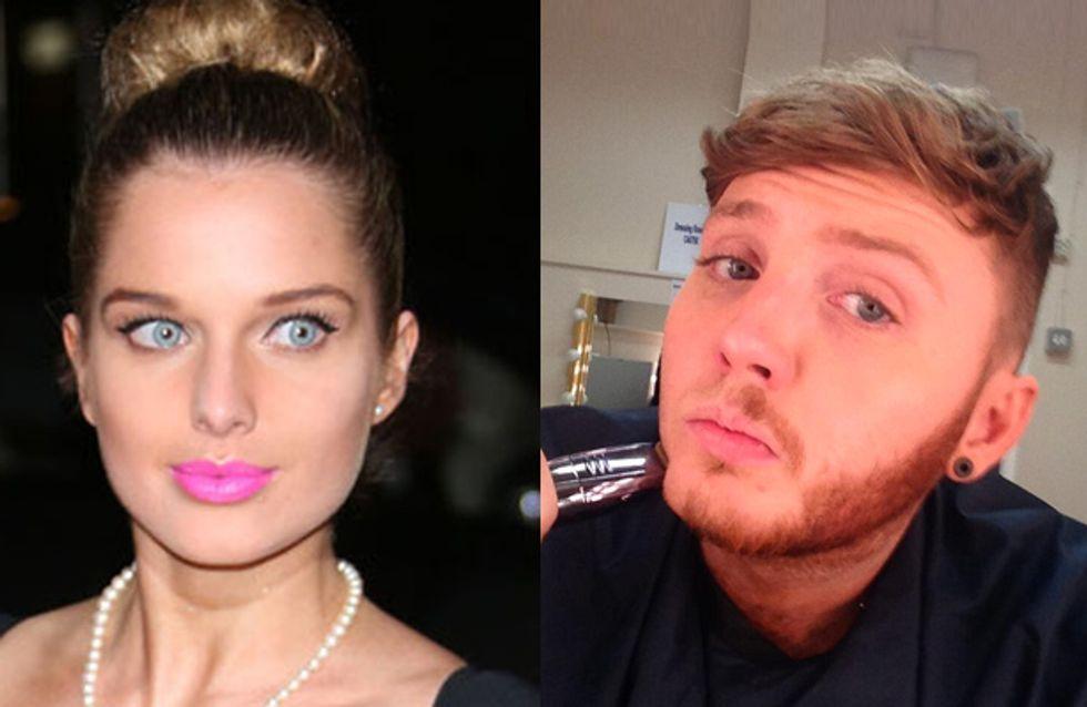 X Factor winner James Arthur pursuing 'dream woman' Helen Flanagan