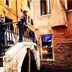 Paula Echevarría y Bustamante disfrutan de Venecia con su hija Daniella