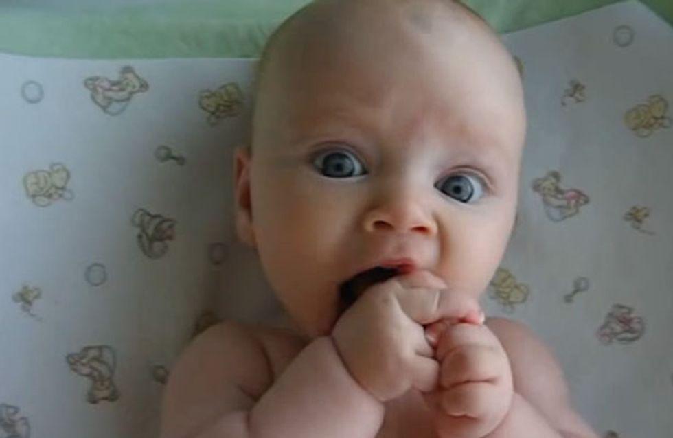 10 vídeos virales de bebés que triunfan en Youtube