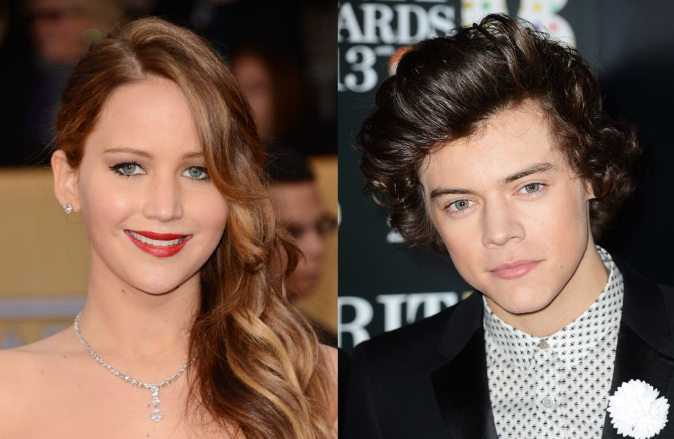 Jennifer Lawrence : Une idylle avec Harry Styles ?